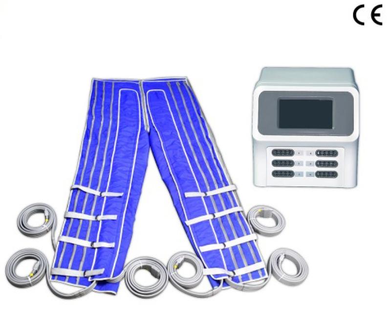 Profi lymfodrenážní přístroj včetně kalhot