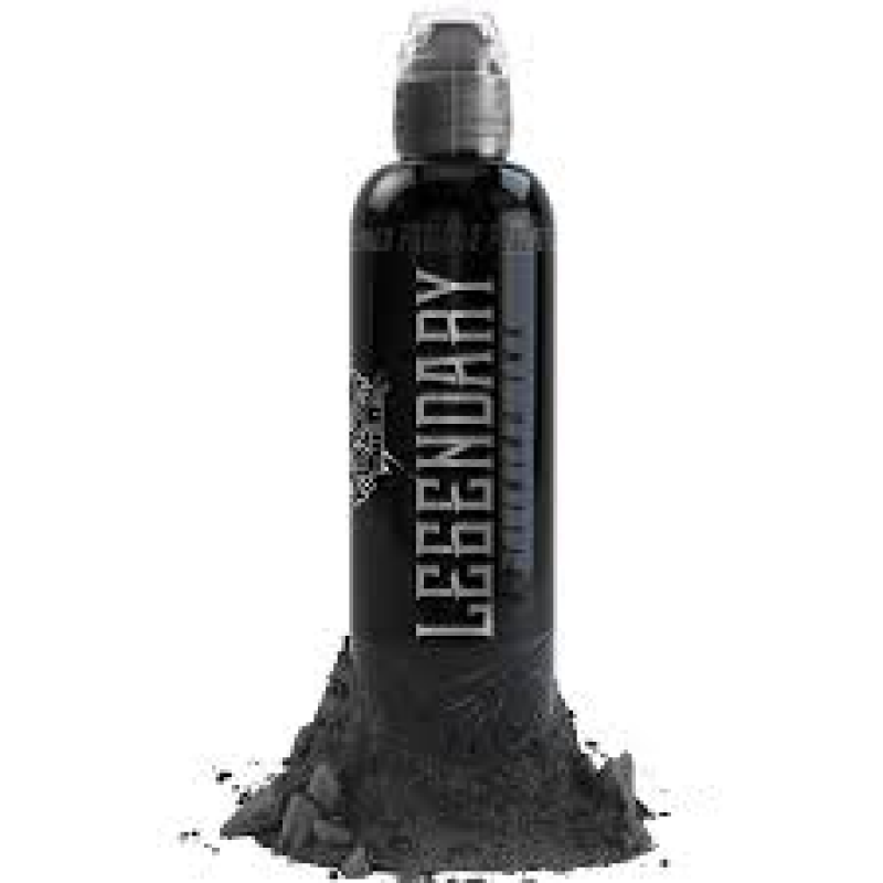 WORLD FAMOUS INK - OUTLINING BLACK 120ML LEGENDARY