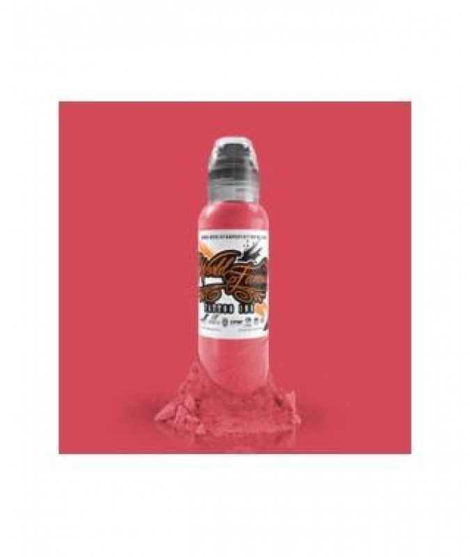 WORLD FAMOUS INK - JAY FREESTYLE PINK 30ml