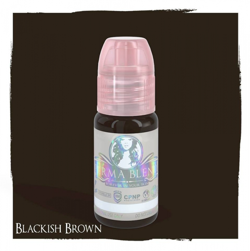 PERMA BLEND Blackish Brown 15ml