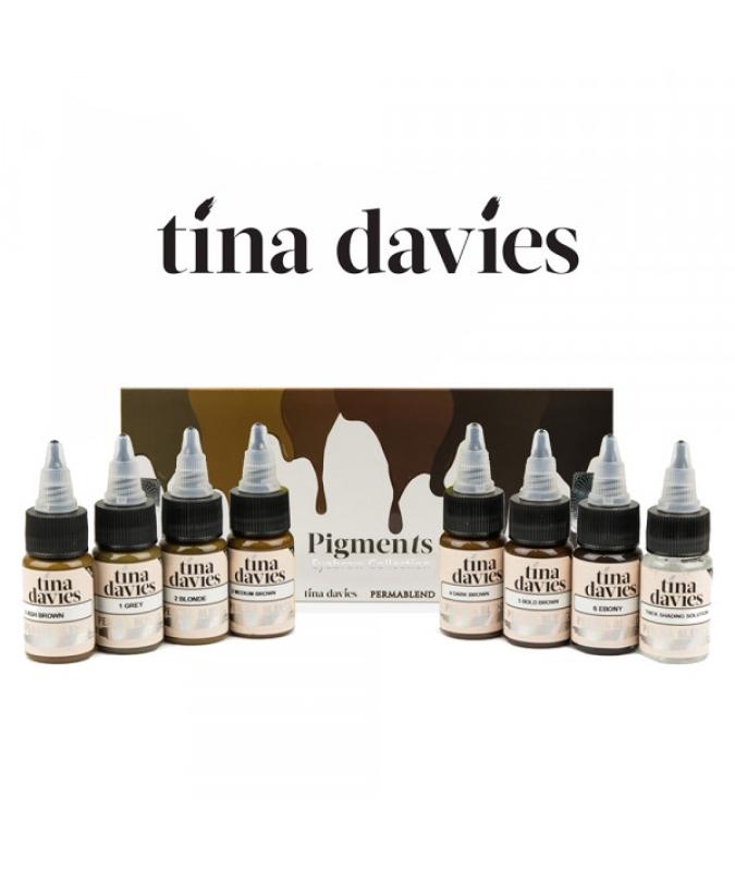 PERMA BLEND TINA DAVIES - Ash Brown