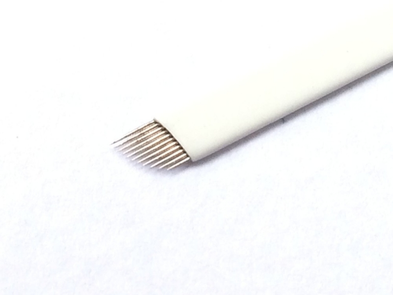 Čepelka 11pin zkosená MICRO